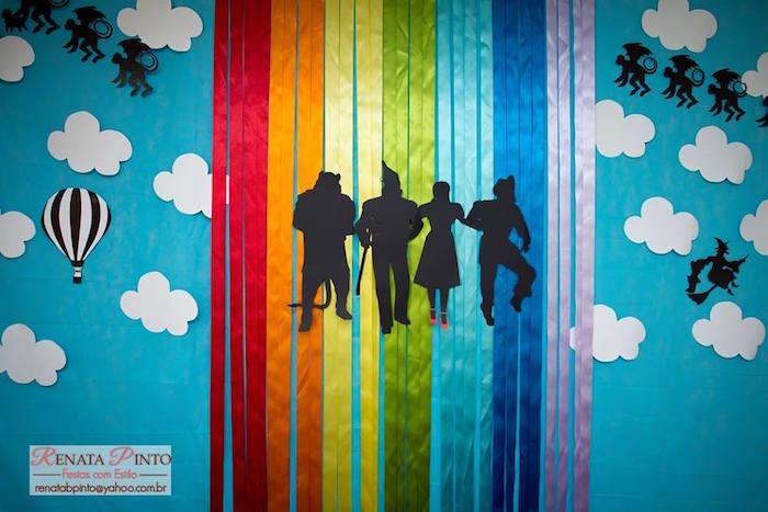 Kara S Party Ideas Dorothy And Wizard Of Oz Birthday Party
