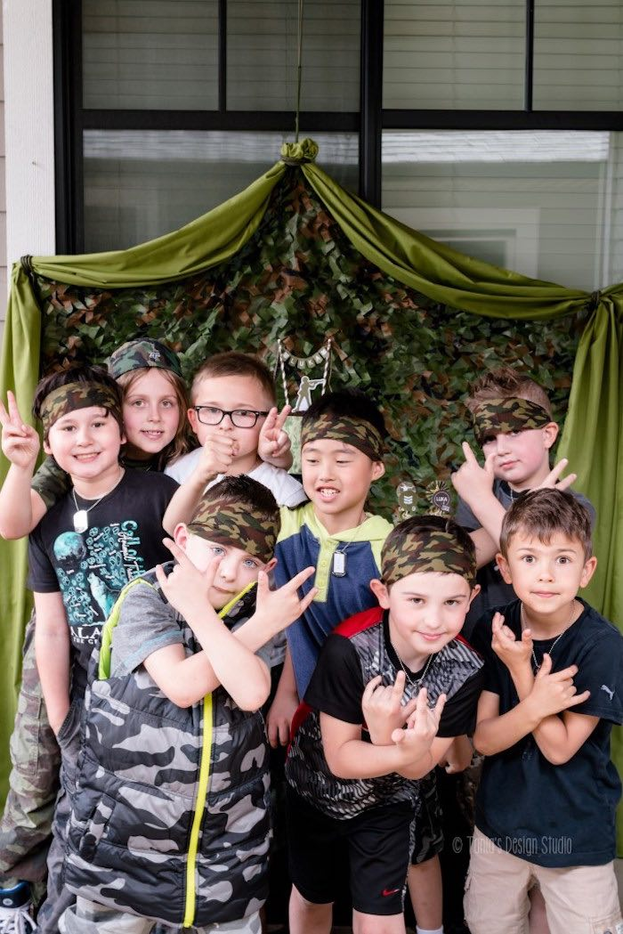 Little Army Men from an Army Themed Birthday Party via Kara's Party Ideas | KarasPartyIdeas.com- The place for all things Party! (11)