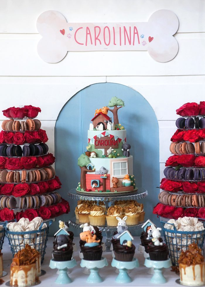 Beanie Boos Pet Adoption Themed Birthday Party via Kara's Party Ideas | KarasPartyIdeas.com (52)