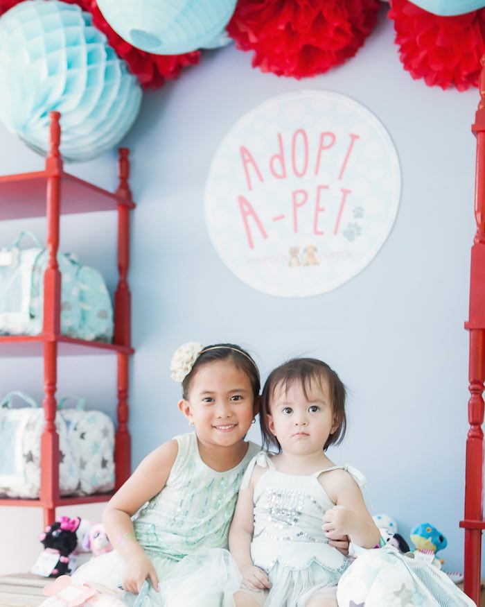 Beanie Boos Pet Adoption Themed Birthday Party via Kara's Party Ideas | KarasPartyIdeas.com (19)