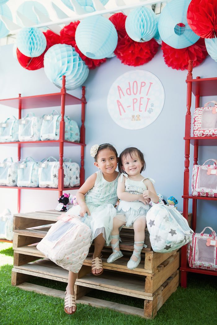 Beanie Boos Pet Adoption Themed Birthday Party via Kara's Party Ideas | KarasPartyIdeas.com (18)