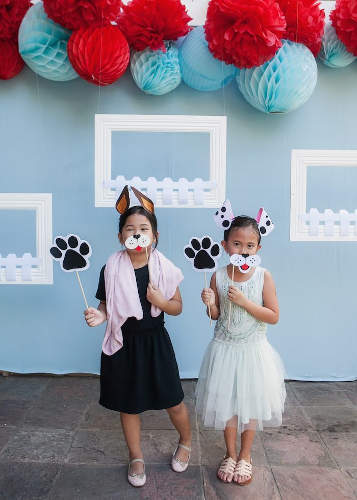 Kara S Party Ideas Beanie Boos Pet Adoption Themed