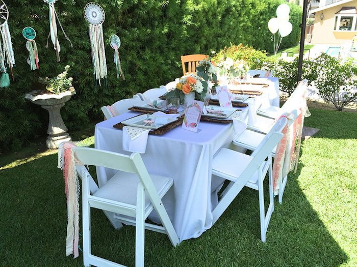 Baby Shower Brunch ~ Nautical baby shower brunch guest feature celebrations at home
