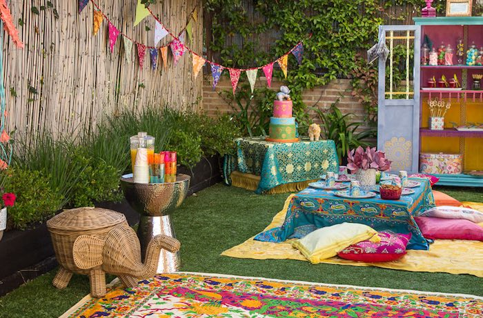 Bollywood Inspired Birthday Party via Kara's Party Ideas | KarasPartyIdeas.com (17)