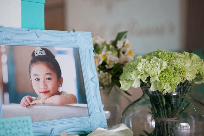 Decorations from a Breakfast at Tiffany's Inspired Birthday Party via Kara's Party Ideas | KarasPartyIdeas.com (40)