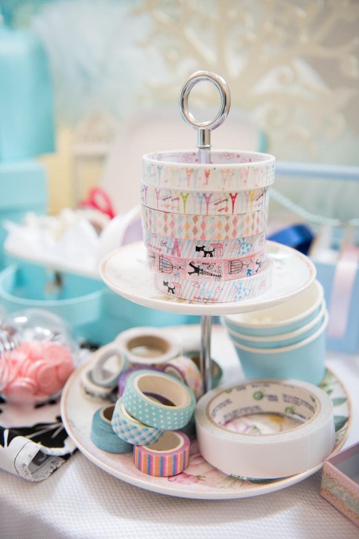 Kara S Party Ideas Breakfast At Tiffany S Inspired