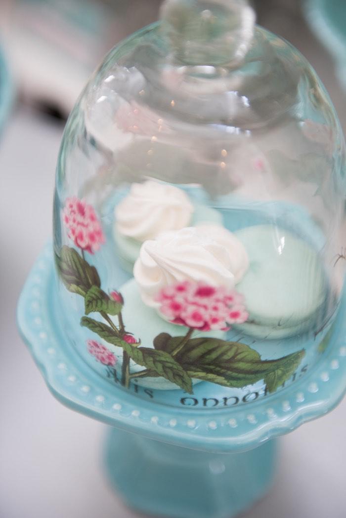 Sweets from a Breakfast at Tiffany's Inspired Birthday Party via Kara's Party Ideas | KarasPartyIdeas.com (54)