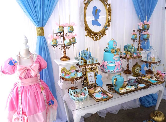 Cinderella Carriage Birthday Cake Ideas