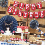 Cowboy Western Birthday Party via Kara's Party Ideas | KarasPartyIdeas.com (1)