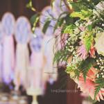 Florals from a Dream Catcher Baby Shower via Kara's Party Ideas | KarasPartyIdeas.com (3)