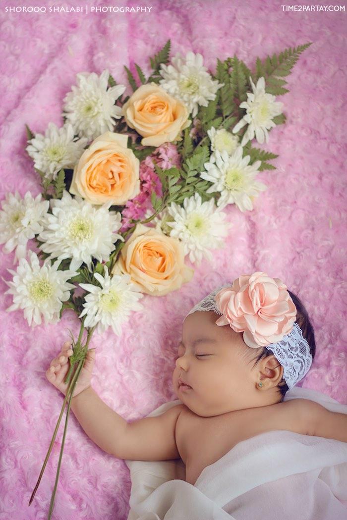 Baby from a Dream Catcher Baby Shower via Kara's Party Ideas | KarasPartyIdeas.com (40)