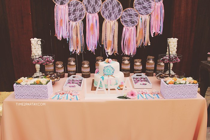Kara's Party Ideas Dream Catching Baby Shower Kara's Party Ideas Unique Dream Catcher Baby Shower Cake