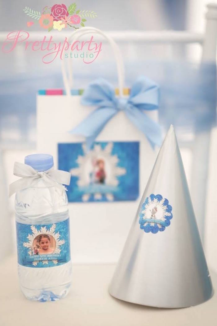 Party details from a Frozen Birthday Party via Kara's Party Ideas KarasPartyIdeas.com (26)