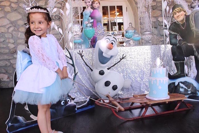 Details from a Frozen Themed Joint Birthday Party via Kara's Party Ideas | KarasPartyIdeas.com (30)