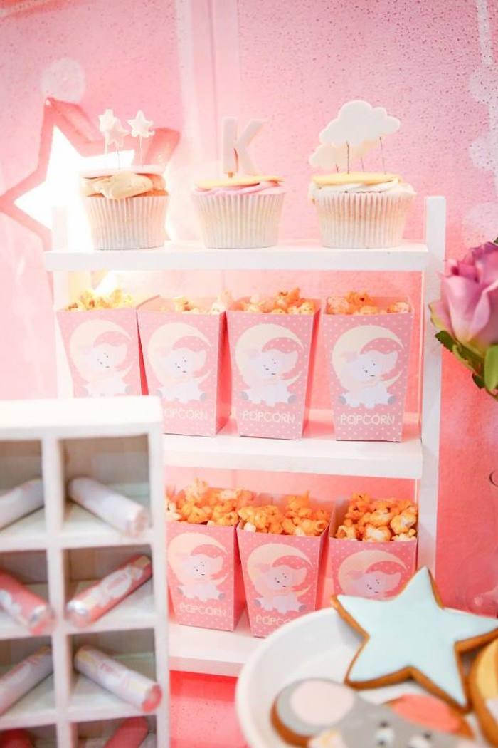 Snacks from a Girly Circus + Dumbo Birthday Party via Kara's Party Ideas | KarasPartyIdeas.com (16)
