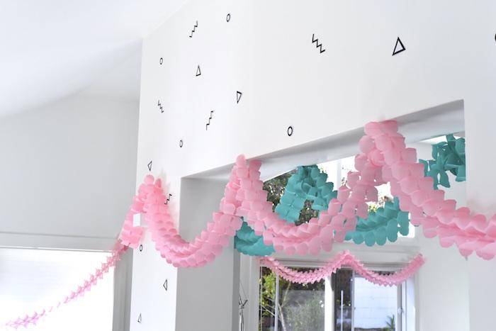 Decorations from a Happy Balloons Birthday Party via Kara's Party Ideas KarasPartyIdeas.com (29)