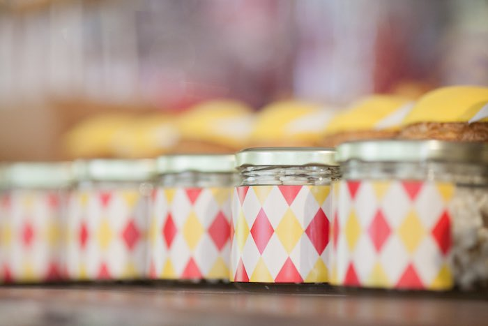 Favor jars from a Harry Potter Birthday Party via Kara's Party Ideas | KarasPartyIdeas.com (35)