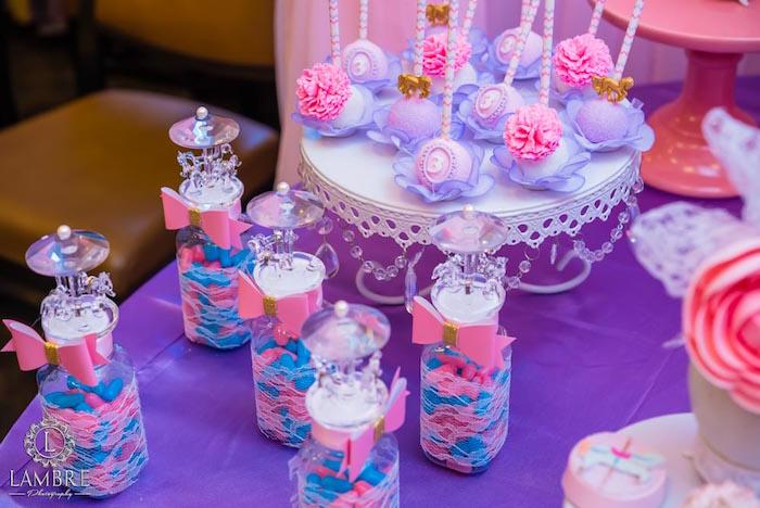 Details from a Mary Poppins Carousel Themed Birthday Party via Kara's Party Ideas - KarasPartyIdeas.com (42)