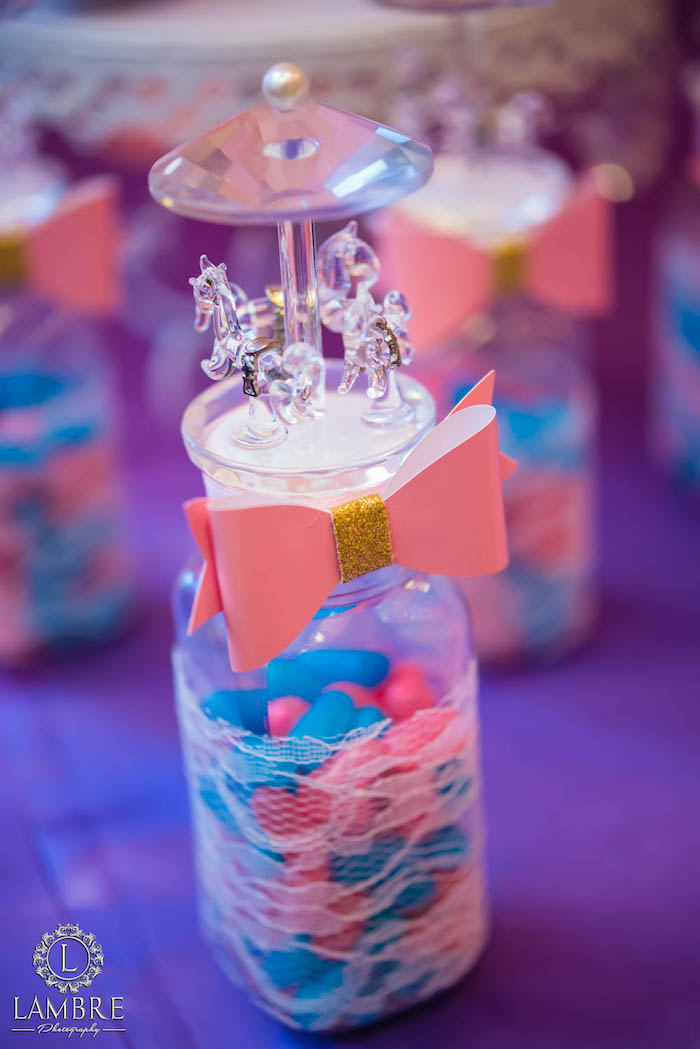 Kara S Party Ideas Mary Poppins Carousel Themed Birthday