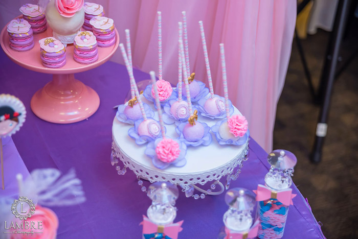 Sweets from a Mary Poppins Carousel Themed Birthday Party via Kara's Party Ideas - KarasPartyIdeas.com (25)