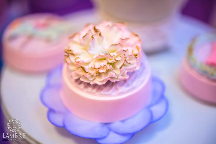 Chocolate Covered Oreo from a Mary Poppins Carousel Themed Birthday Party via Kara's Party Ideas - KarasPartyIdeas.com (49)
