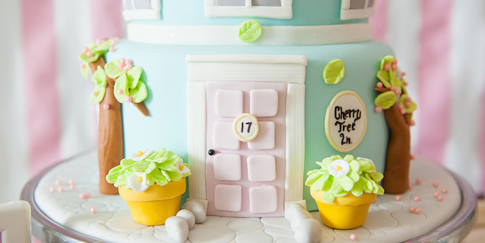 Mary Poppins Themed Birthday Party via Kara's Party Ideas   KarasPartyIdeas.com - The Place for All Things Party! (2)