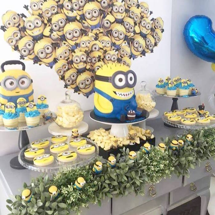 Minions Baby Shower Favors Baby Shower Favors