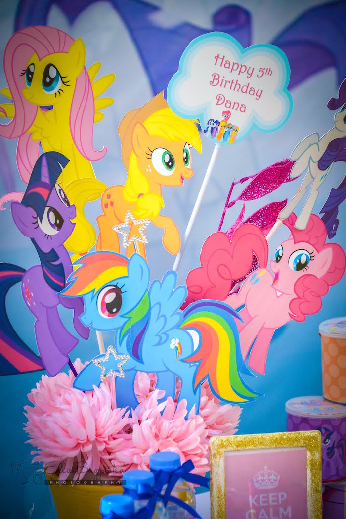 My little pony party ideas for girls