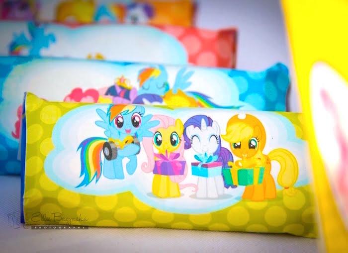 Favors from a My Little Pony Birthday Party via Kara's Party Ideas   KarasPartyIdeas.com (32)