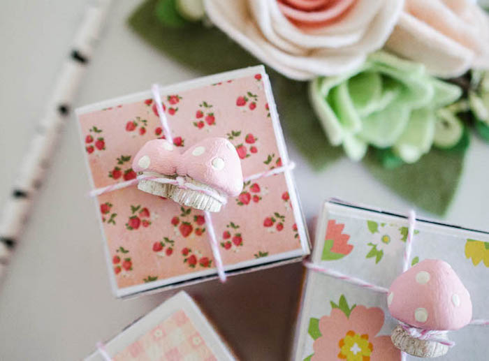 Invitation Boxes from a Pastel Fairy Themed Birthday Party via Kara's Party Ideas | KarasPartyIdeas.com (20)