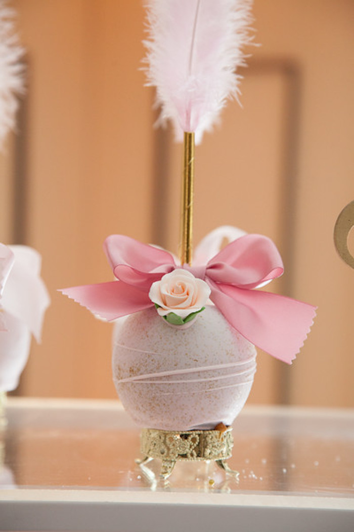pink tutu cute themed ballerina baby shower via kara 39 s party ideas
