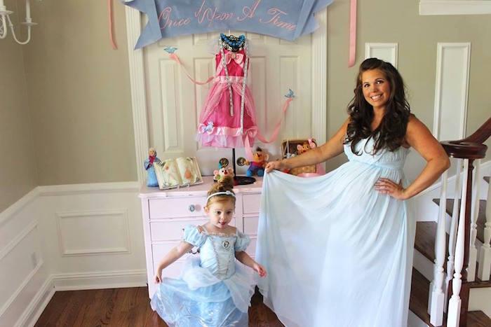 Princess Cinderella Birthday Party via Kara's Party Ideas | KarasPartyIdeas.com (30)