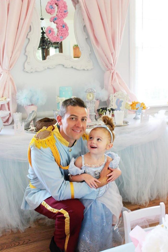 Princess Cinderella Birthday Party via Kara's Party Ideas | KarasPartyIdeas.com (26)