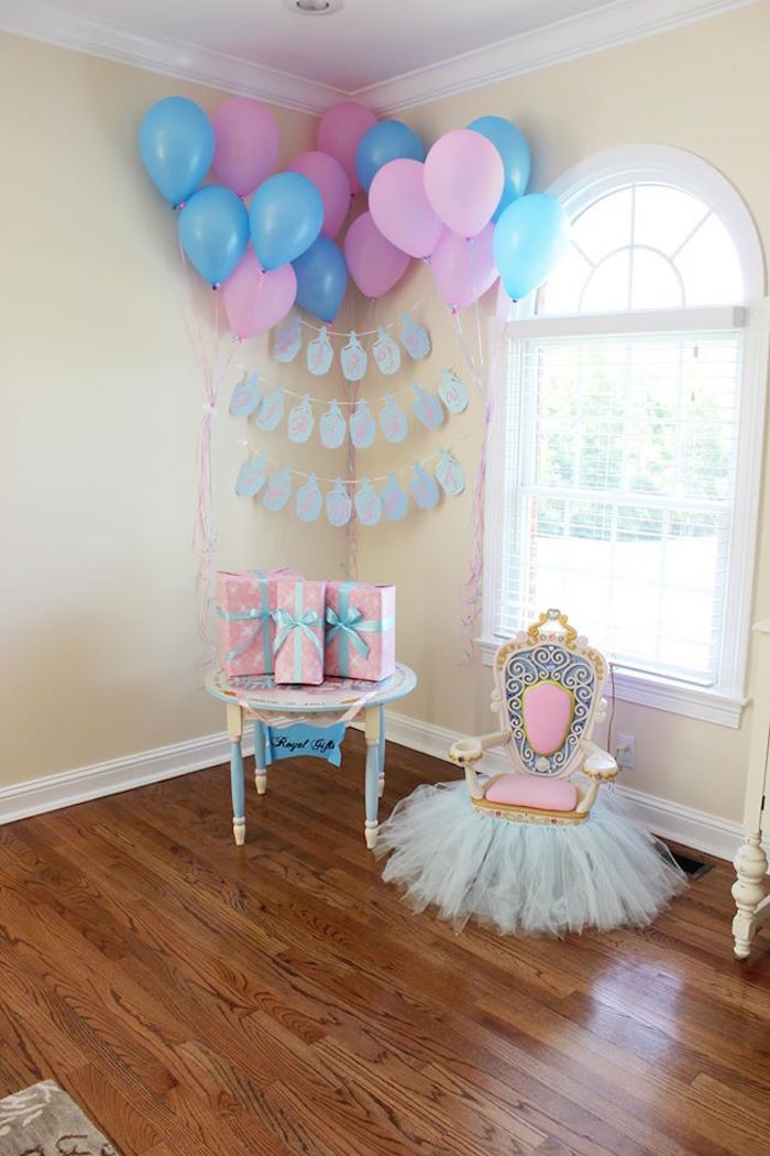 Kara's Party Ideas Princess Pink Cinderella Birthday Party