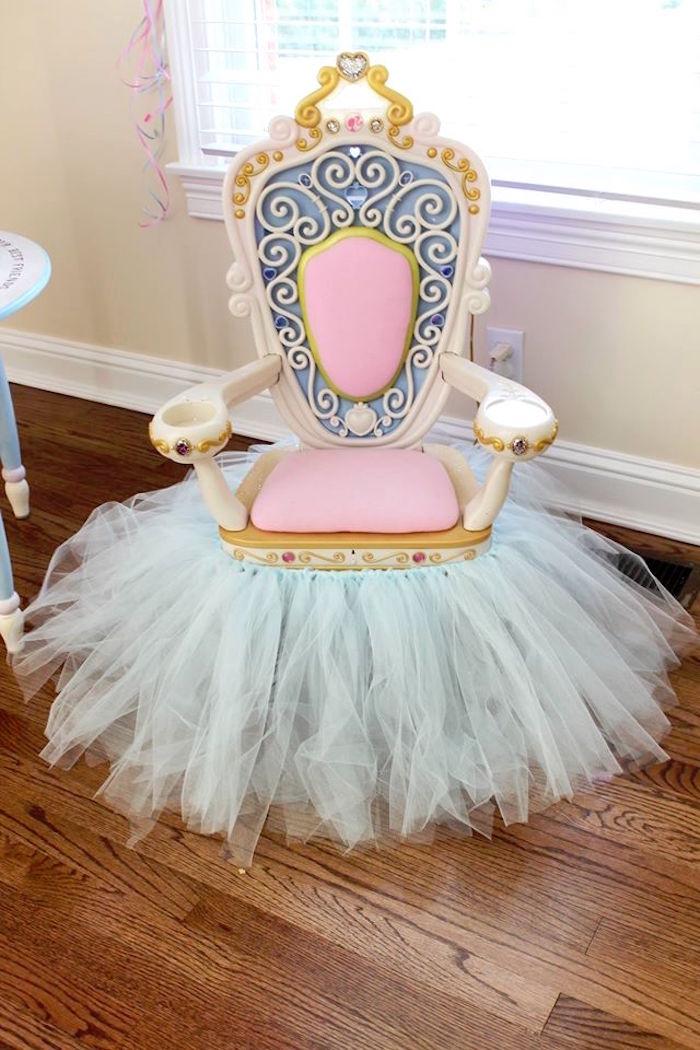 Kara s party ideas princess pink cinderella birthday party kara s party ideas