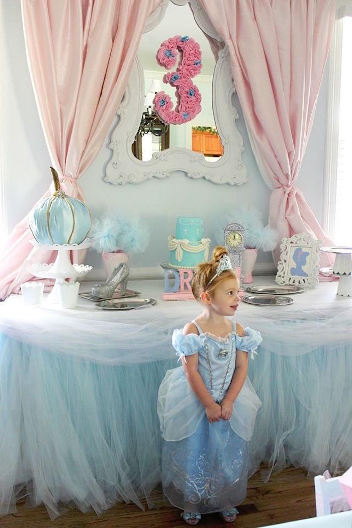 Kara 39 s party ideas princess pink cinderella birthday party for Princess birthday party crafts