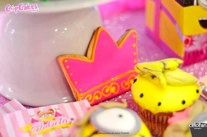Sweets from a Princess Minions Themed Birthday Party via Kara's Party Ideas KarasPartyIdeas.com (35)