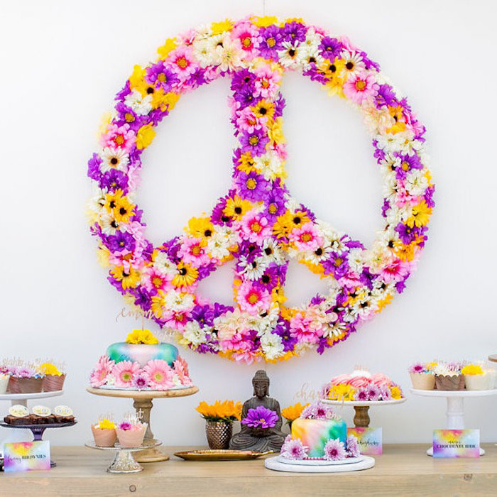 Ideas Hippies Para Decorar