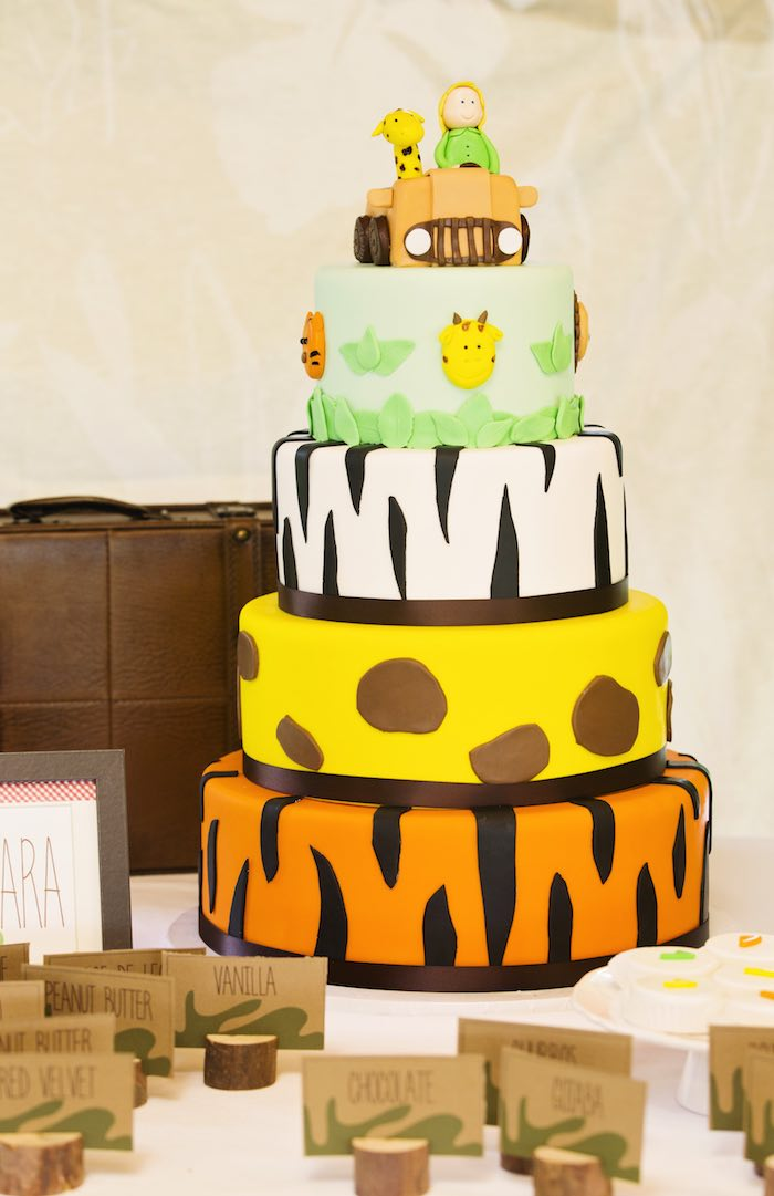 African Birthday Cake Ideas