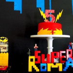 Superhero Birthday Party via Kara's Party Ideas | KarasPartyIdeas.com - The Place for All Things Party! (1)