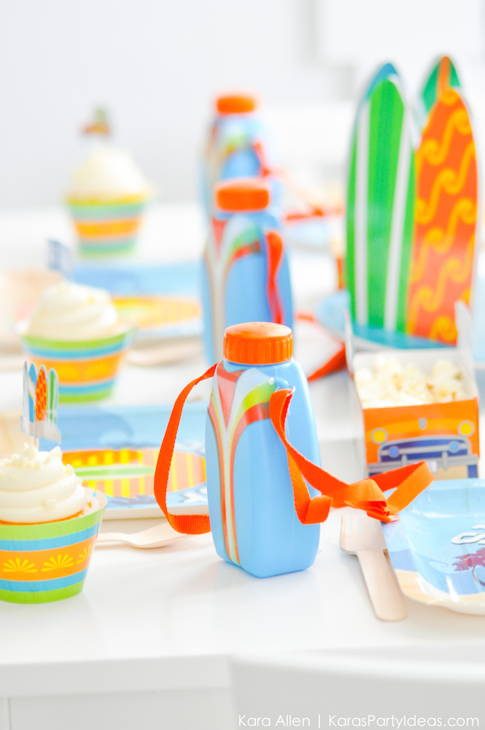 Surf's Up Surfing themed party by Kara's Party Ideas | KarasPartyIdeas.com-154