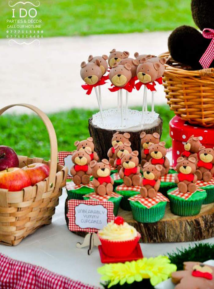 How To Make A Teddy Bear Cake Easy