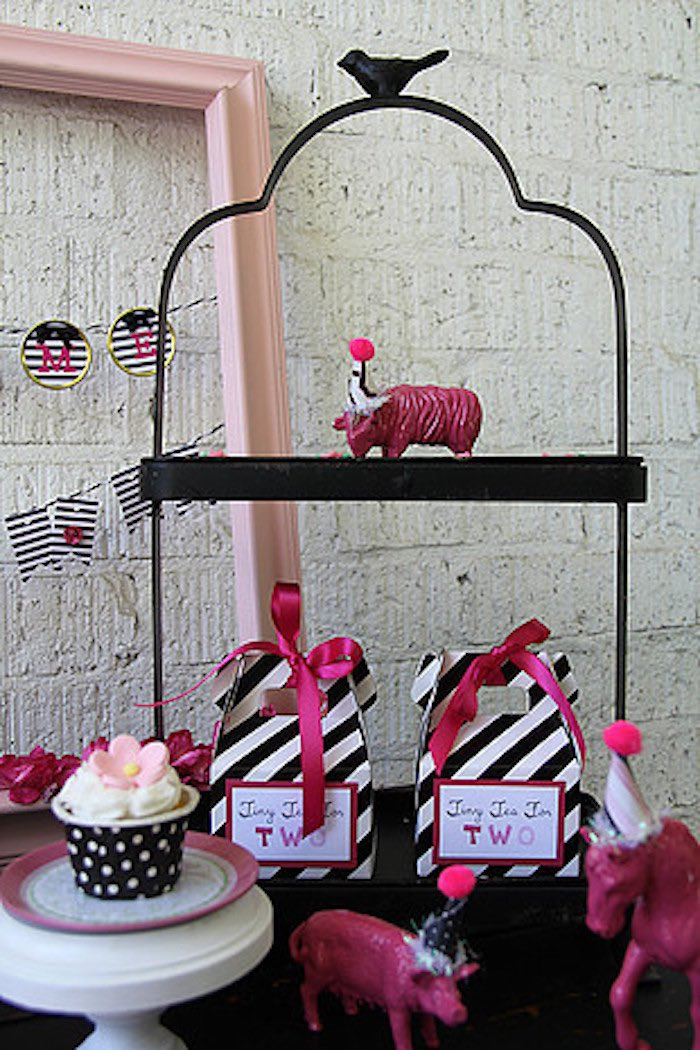 Details from a Tiny Tea Party for Two via Kara's Party Ideas | KarasPartyIdeas.com (10)