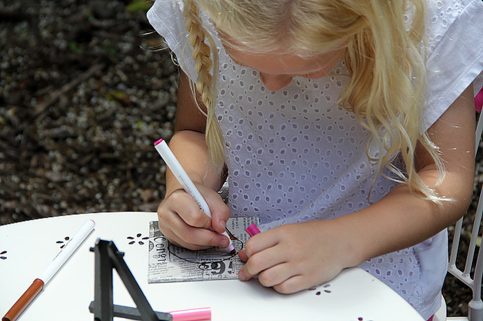Coloring Activity from a Tiny Tea Party for Two via Kara's Party Ideas | KarasPartyIdeas.com (23)