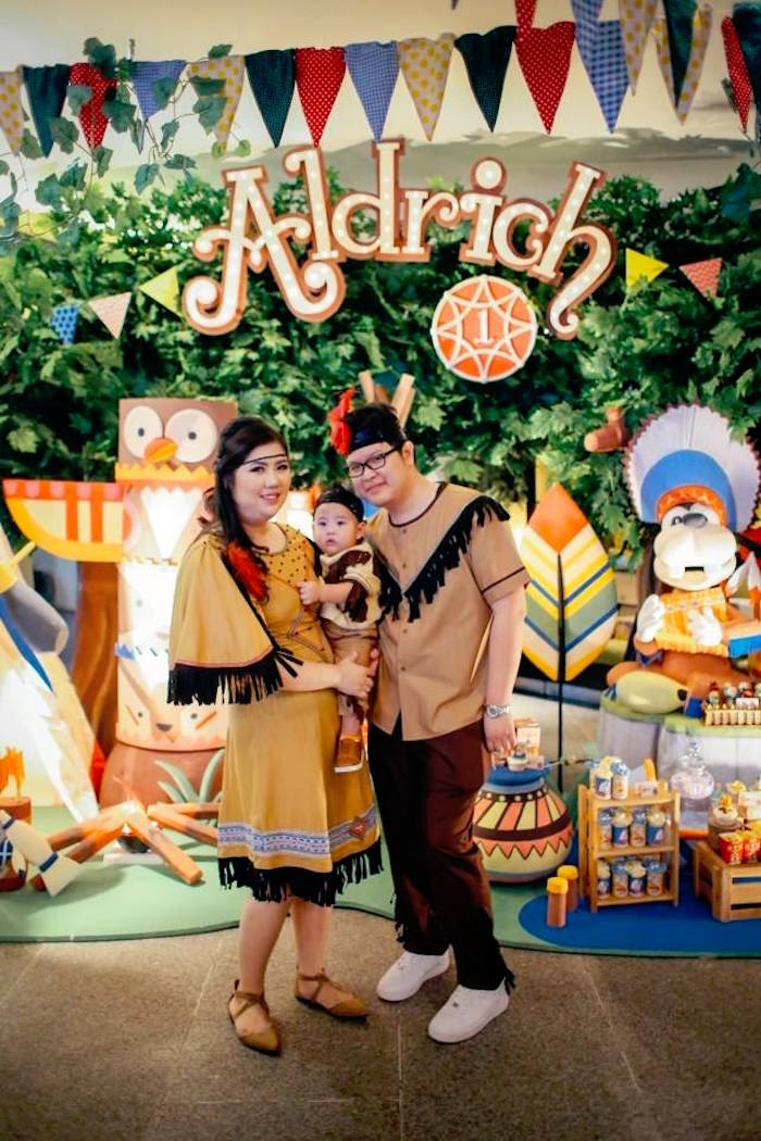 kara u0026 39 s party ideas tribal mickey mouse birthday party