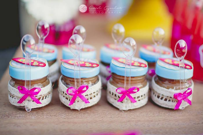 Favor jars from a Tropical Surf Themed Birthday Party via Kara's Party Ideas | KarasPartyIdeas.com (28)