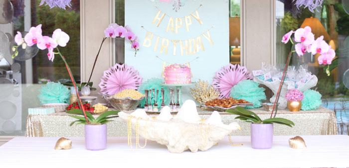 Kara S Party Ideas Under The Sea Birthday Pool Party