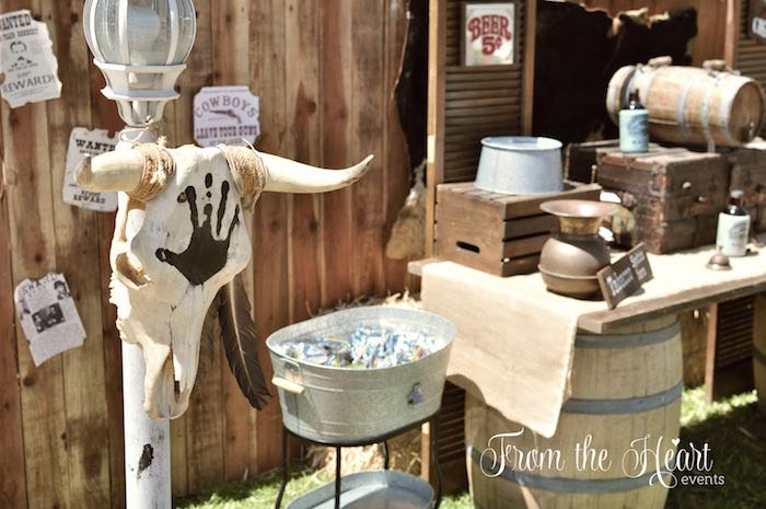 Wild West Theme Party Decorations