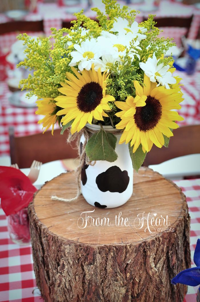 Image Result For Cowboy Wedding Centerpieces