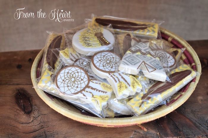 Wild West Cookies from a Wild West Cowboy Party via Kara's Party Ideas | KarasPartyIdeas.com - The Place for All Things Party! (5)